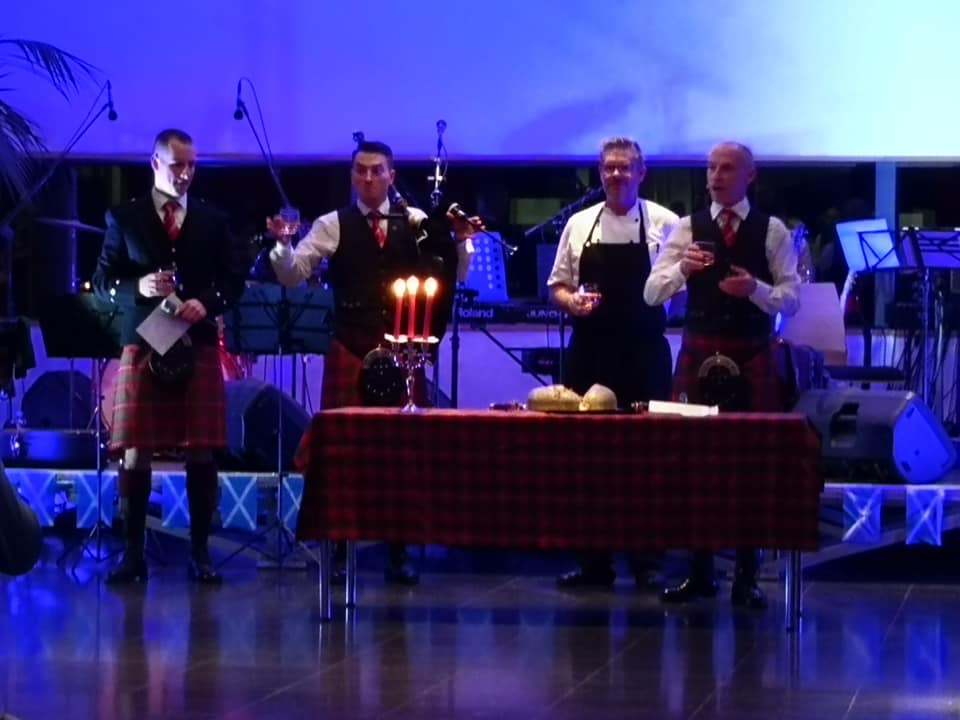 HDPD Burns Night 2019