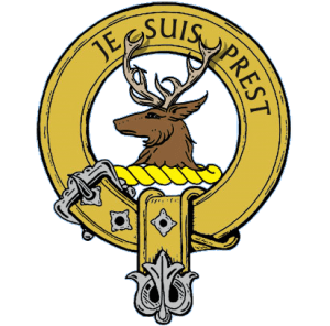 Crest Clan Fraser of Lovat
