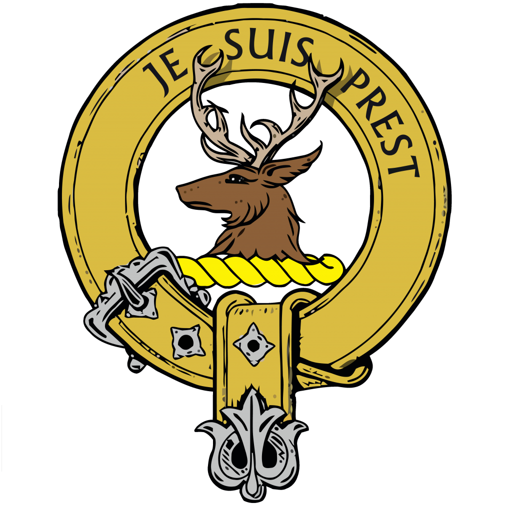 Crest Clan Fraser of Lovat