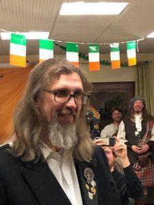St. Patricks Day 2019 bei Clan McEl