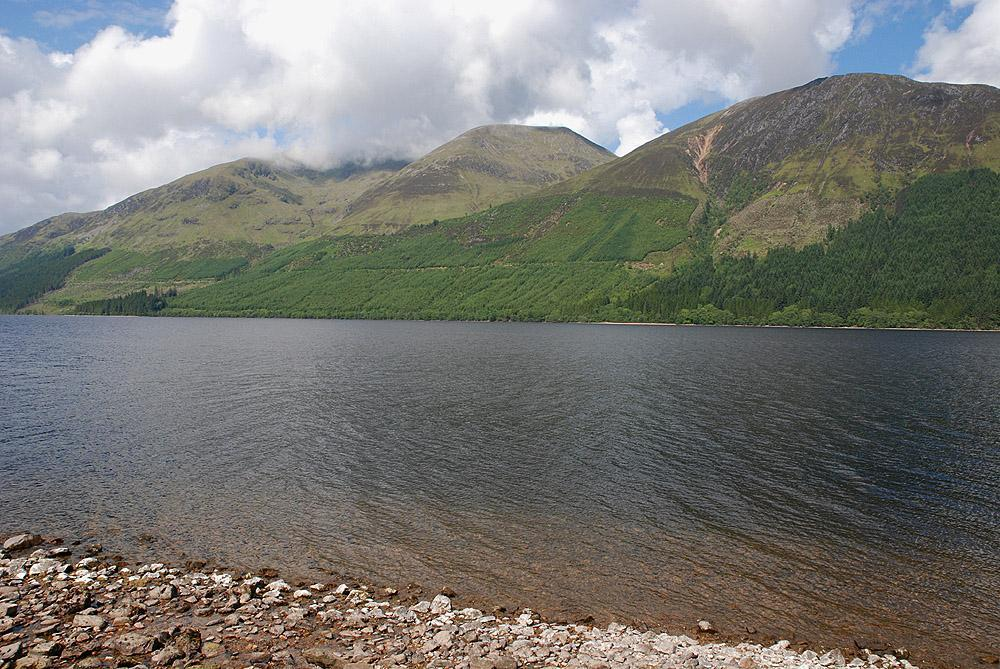 Loch Lochy Looking towards Meall na Teanga | Nigel Brown | CC BY-SA 2.0