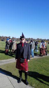 Battle of Culloden Anniversary Service 2019