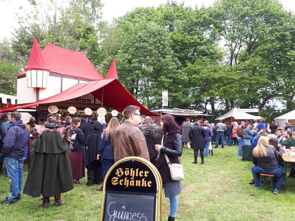 Mittelalterliches Spectaculum Lampertheim