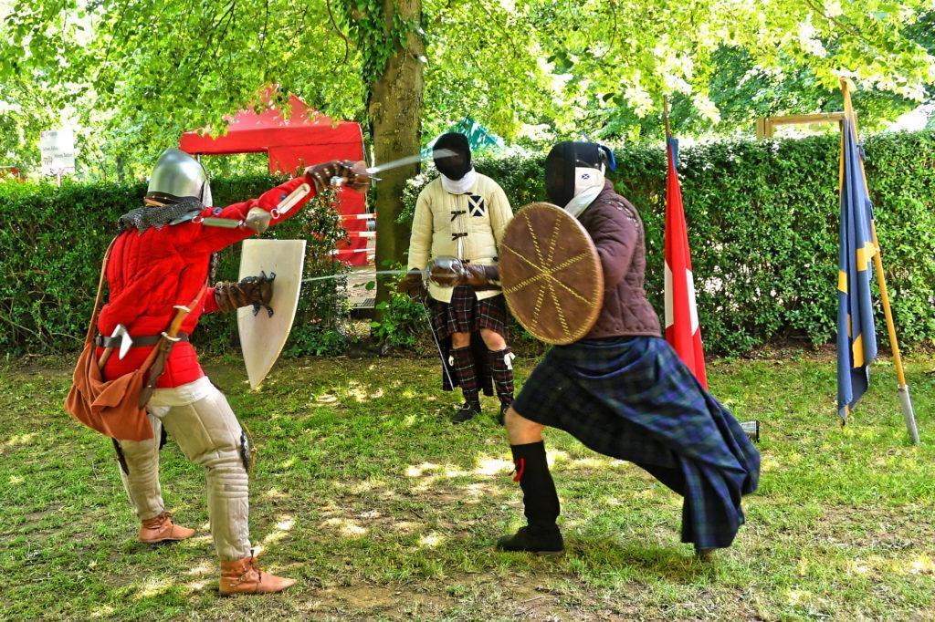 Clankonflikte im 15. und 16. Jahrhundert