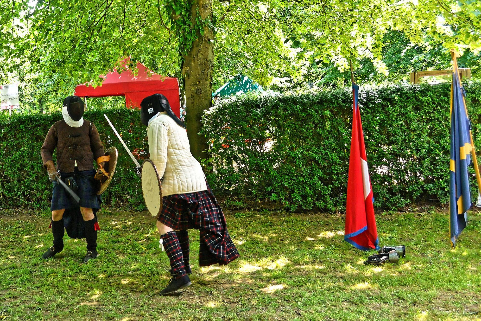Das 17. Jahrhundert und der Bürgerkrieg