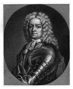 """Simon Fraser, Lord Lovat """"Der alte Fuchs"""""""