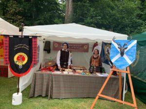 Highland Games Angelbachtal 2019 - Der 1. Tag