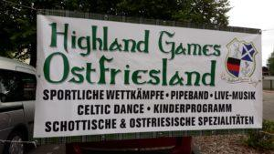 Highland Games Ostfriesland 2019