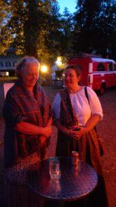 Schottische Nacht 2019 im Schlosspark Erbach / Odenwald