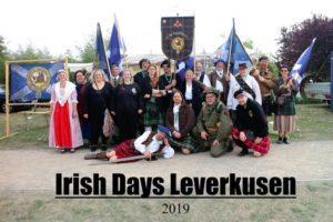 11. Irish Days Leverkusen im Neulandpark